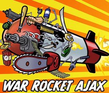War Rocket Ajax!